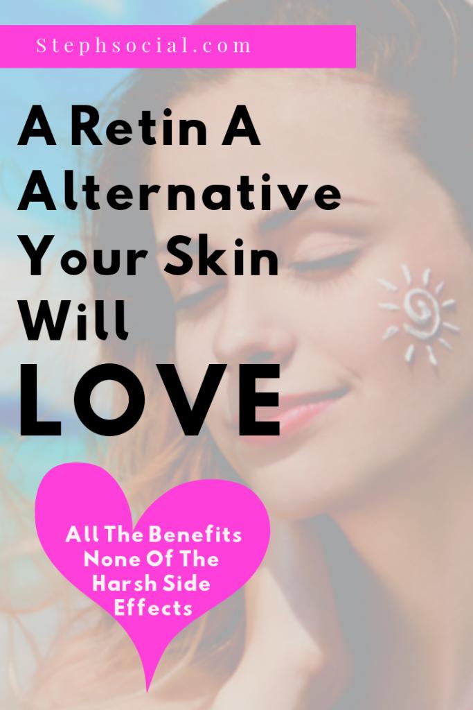 A Natural Alternative To Retin A