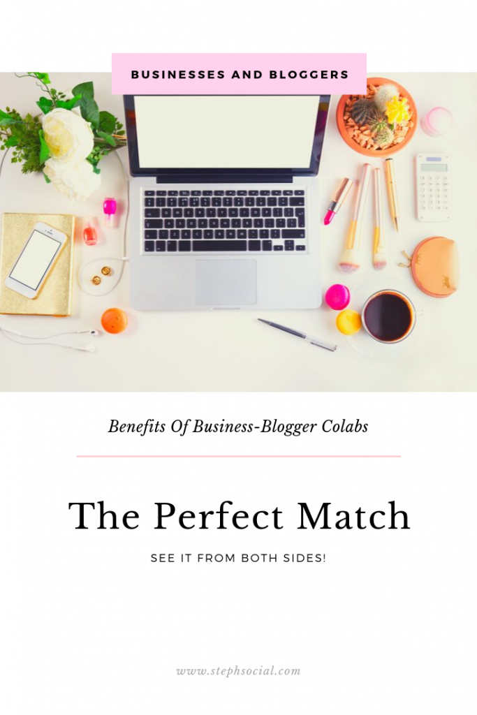 benefits of business blogger collaborations