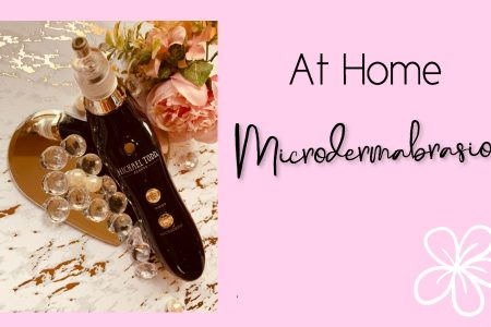 at home microdermabrasion