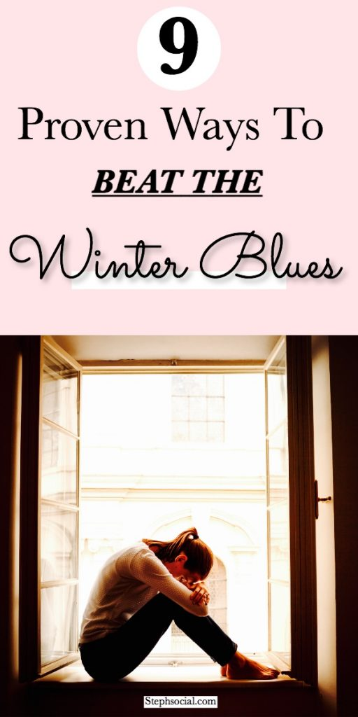 9 proven ways to beat the winter blues