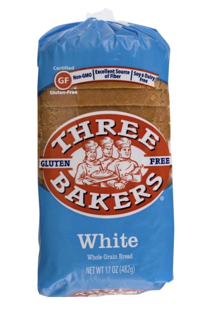 three bakers gluten free bread