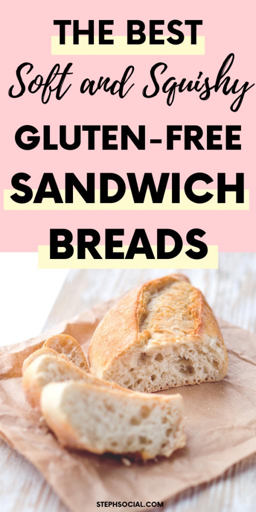 gluten-free sandwich bread recipes